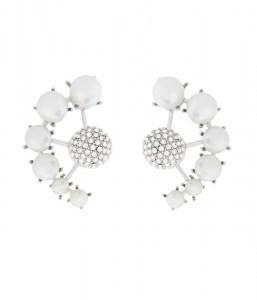 Nolita Pearl Ear Jackets