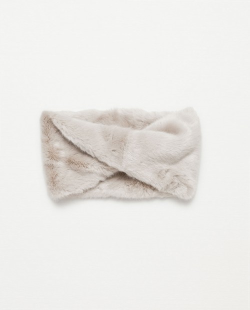 Zara Faux Fur Snood