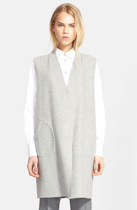 Rag and Bone Singer Wool Blend Vest