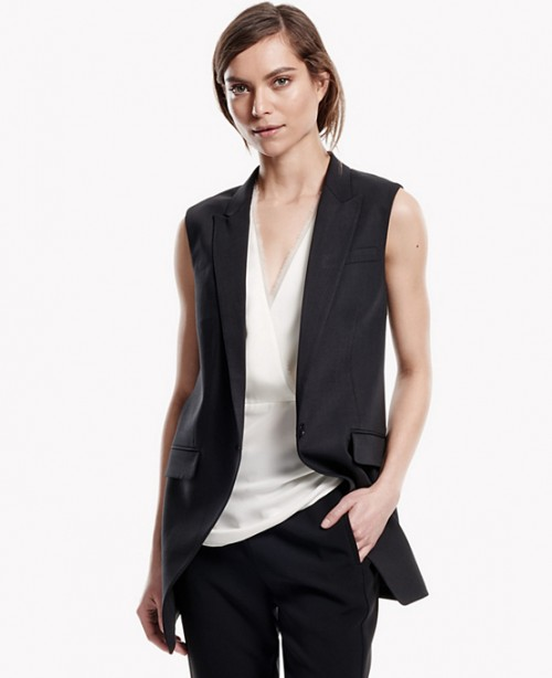 Theory Flavio Jacket in Modern Suit