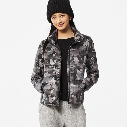 Uniqlo Ultra Light Down Printed Jacket